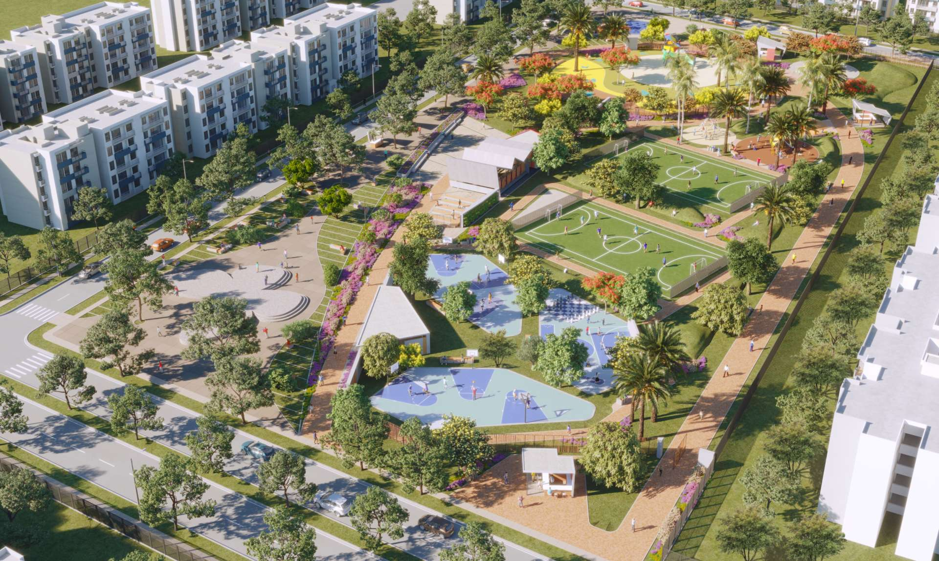 Parque Chci Cartagena