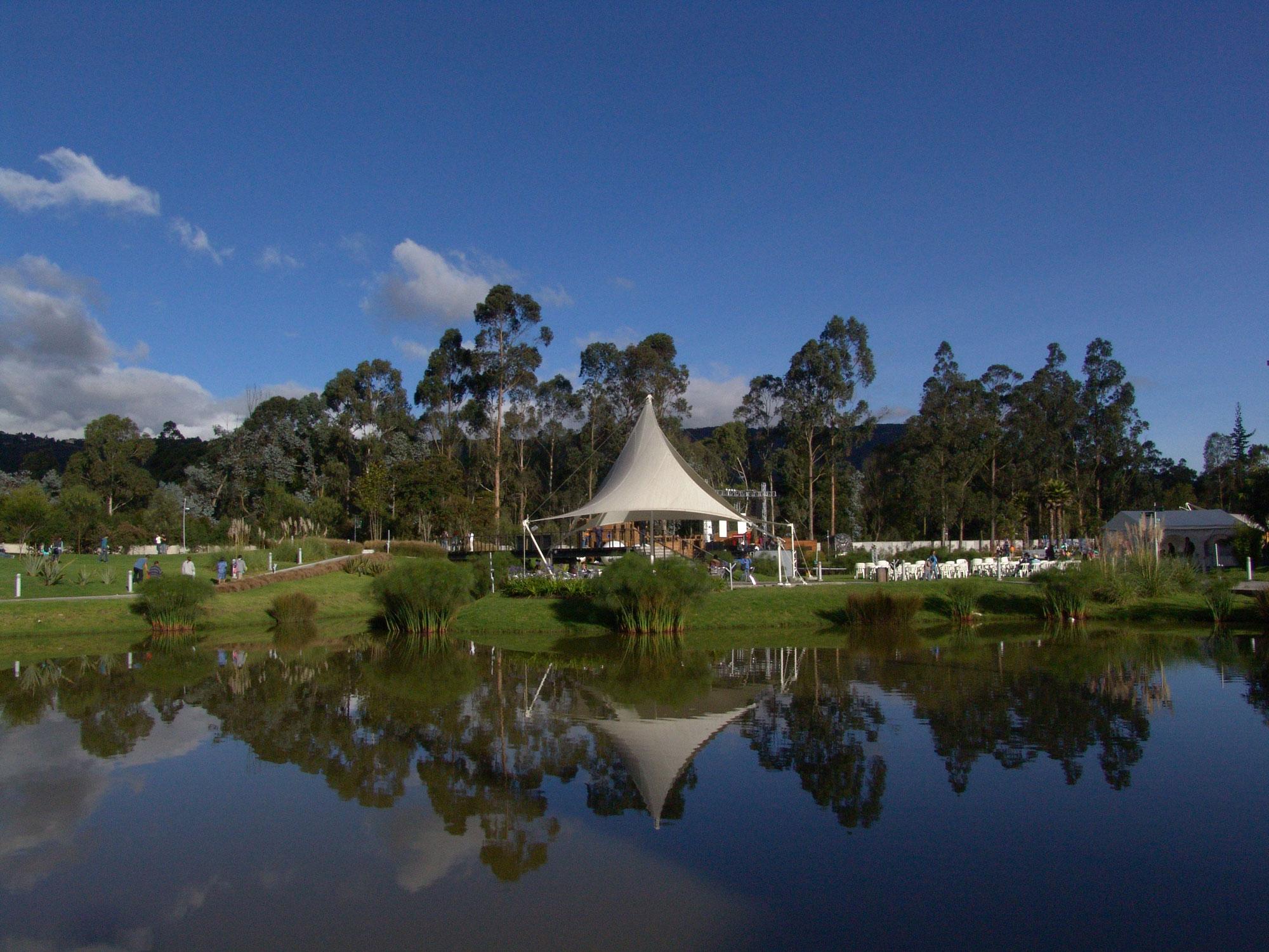 Parque Lucido Centro Chia