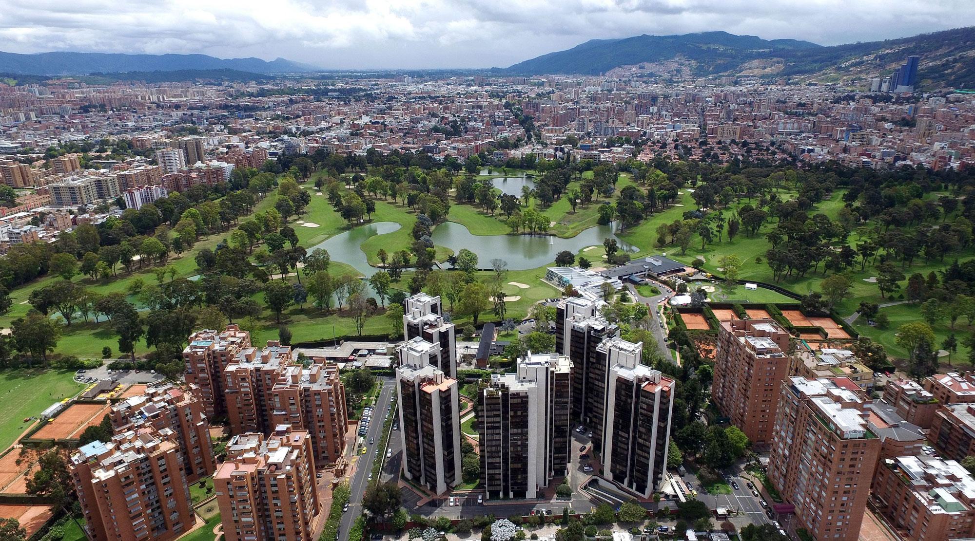 Ciudad Salitre Bogotá